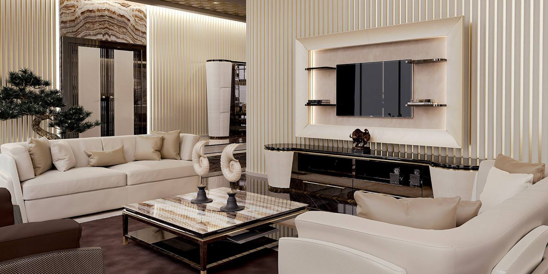 Blanche Lounge