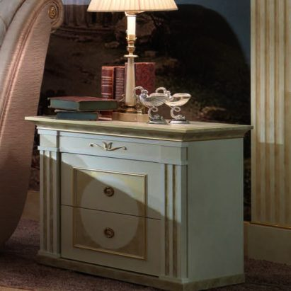 Exedra Bedside Table