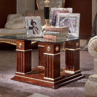 Excedra Side Table