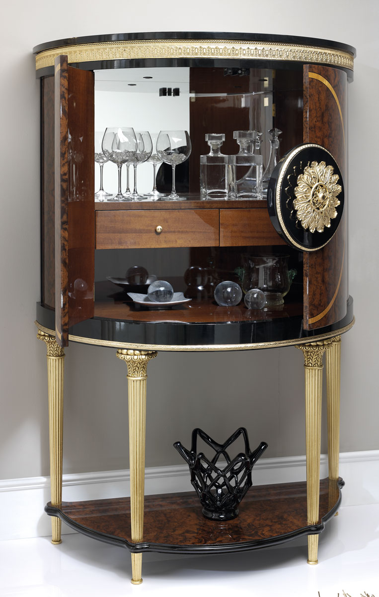 Les Marais Bar Cabinet