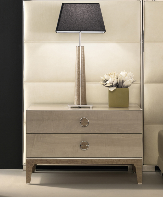 M Place Bedside Table
