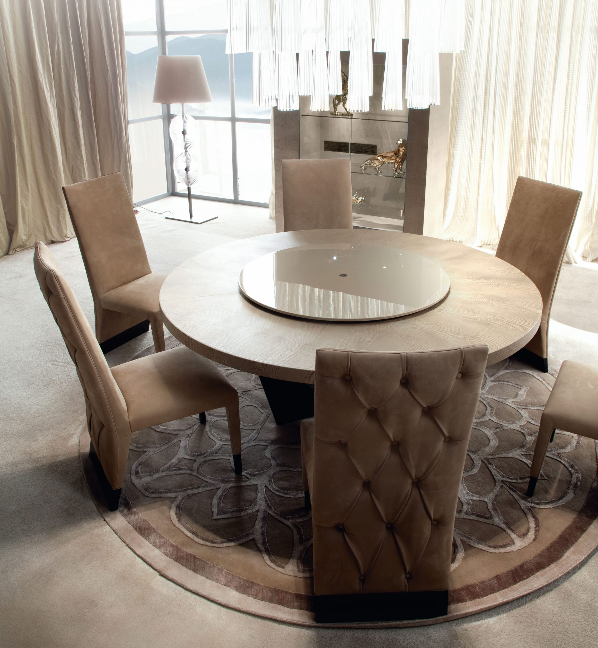 Lifetime Round Dining Table