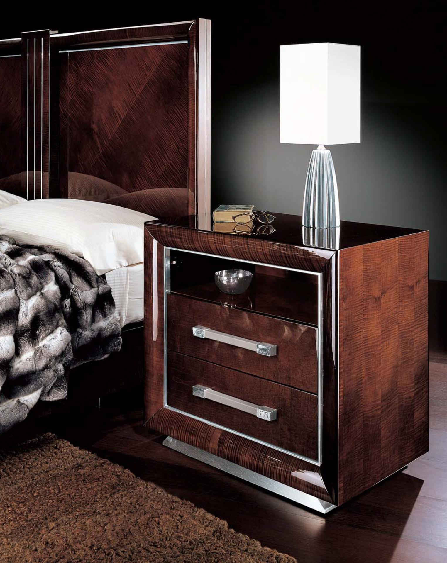 Monte Carlo Bedside Table