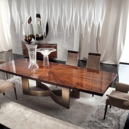 Coliseum Rectangular Dining Table – NEW!