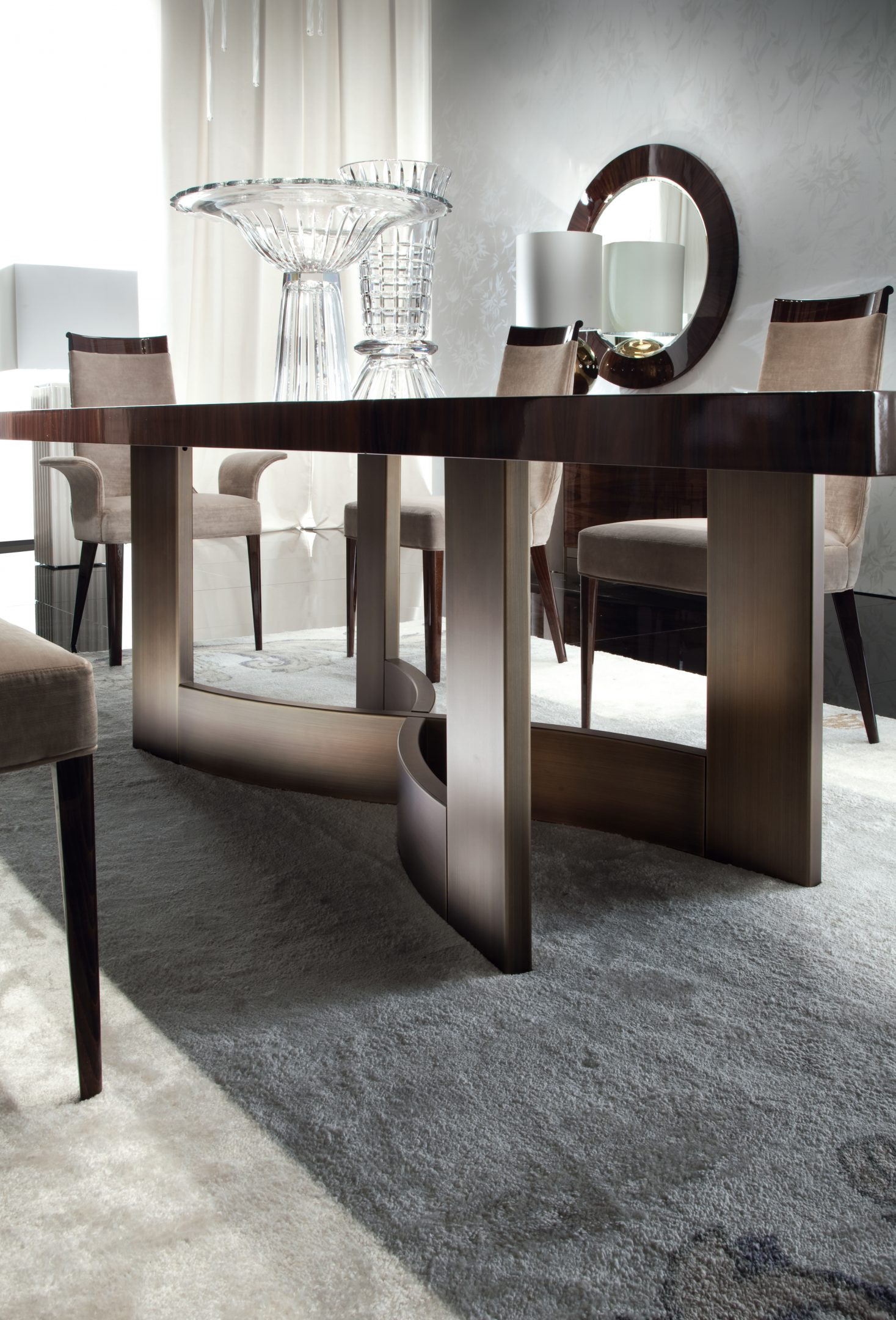 Coliseum Rectangular Dining Table