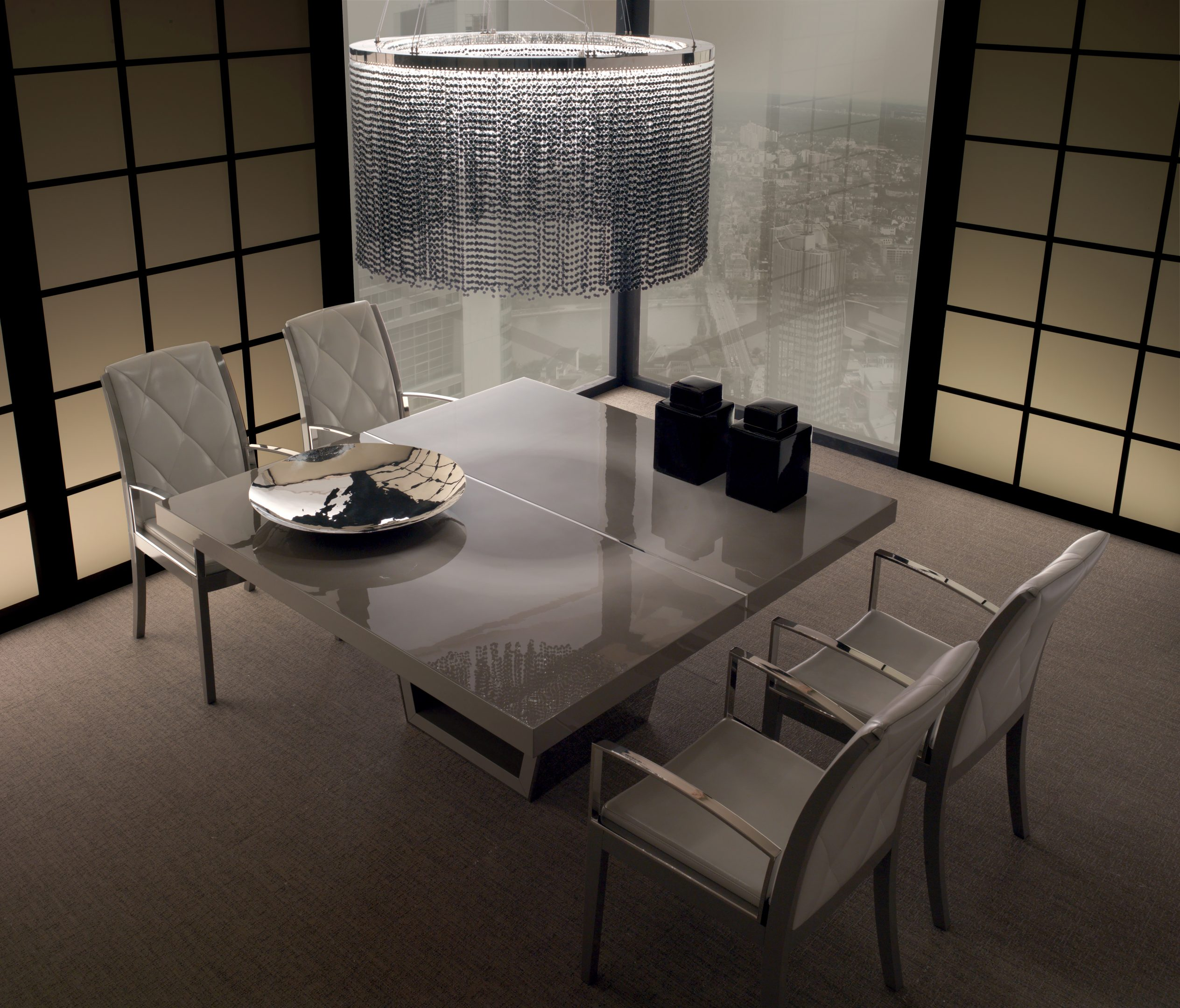Dresscode Square Dining Table