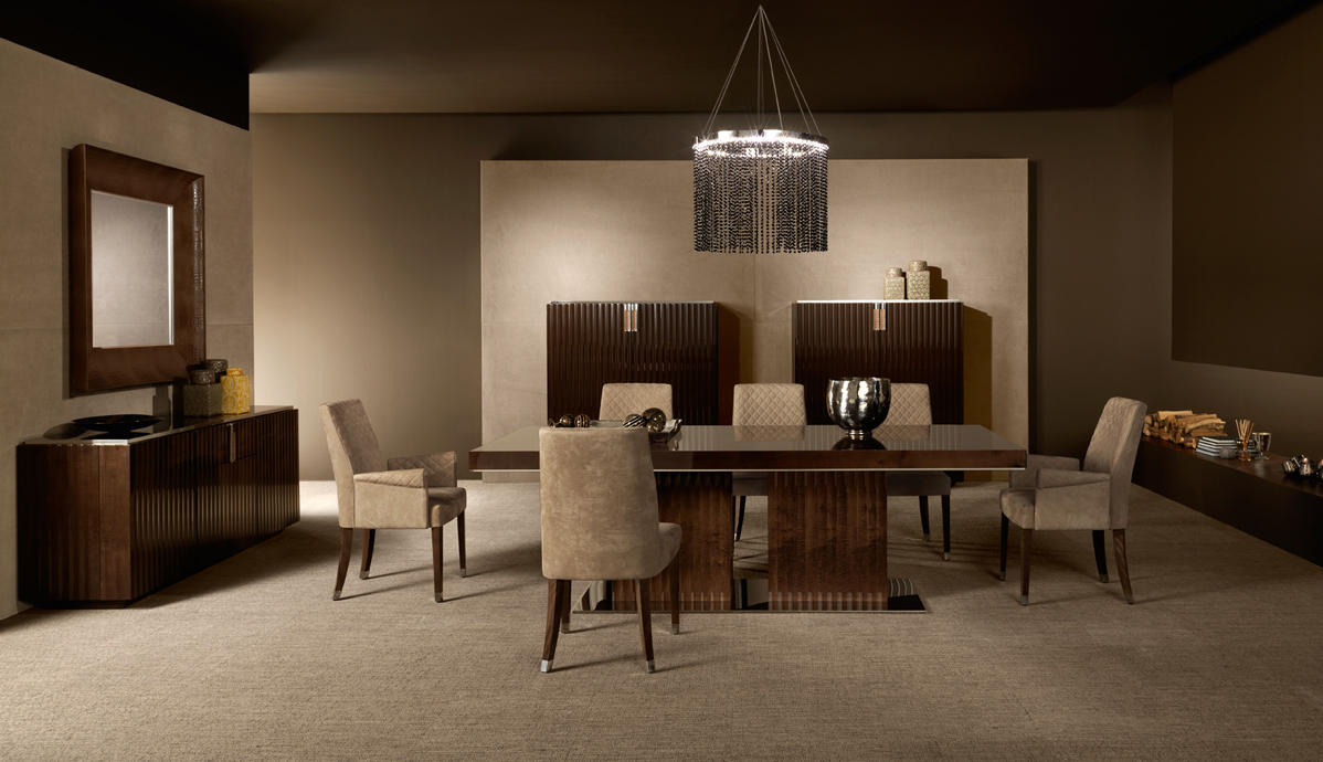 Red Carpet Dining Table
