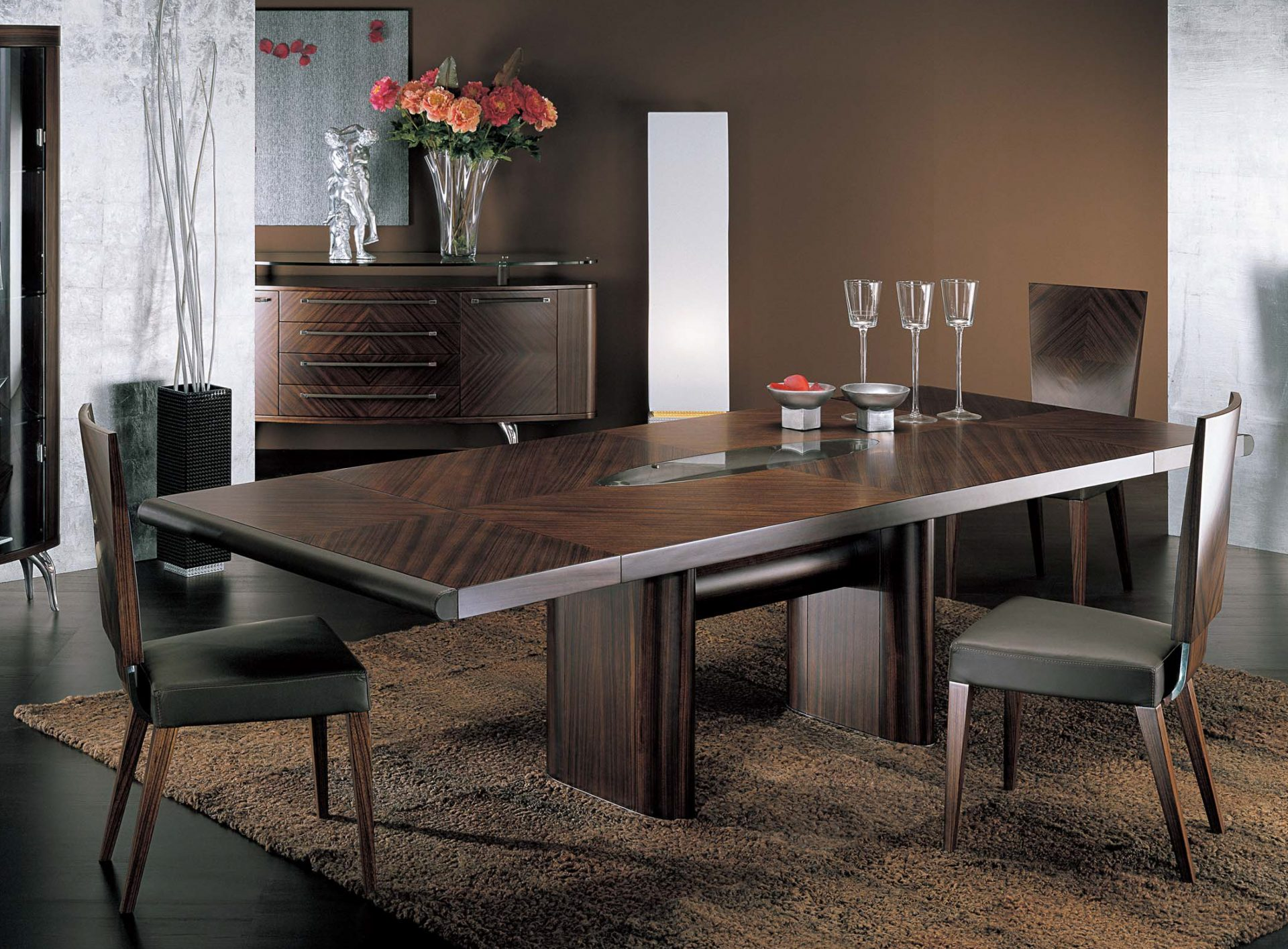 Vanity Dining Table