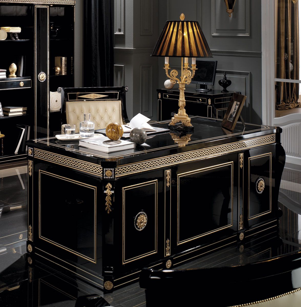 Neva Executive Desk
