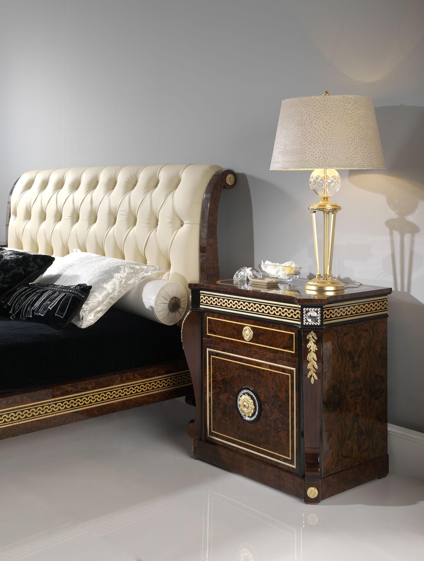 Neva Bedside Table