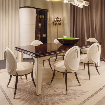 Noire Dining Table