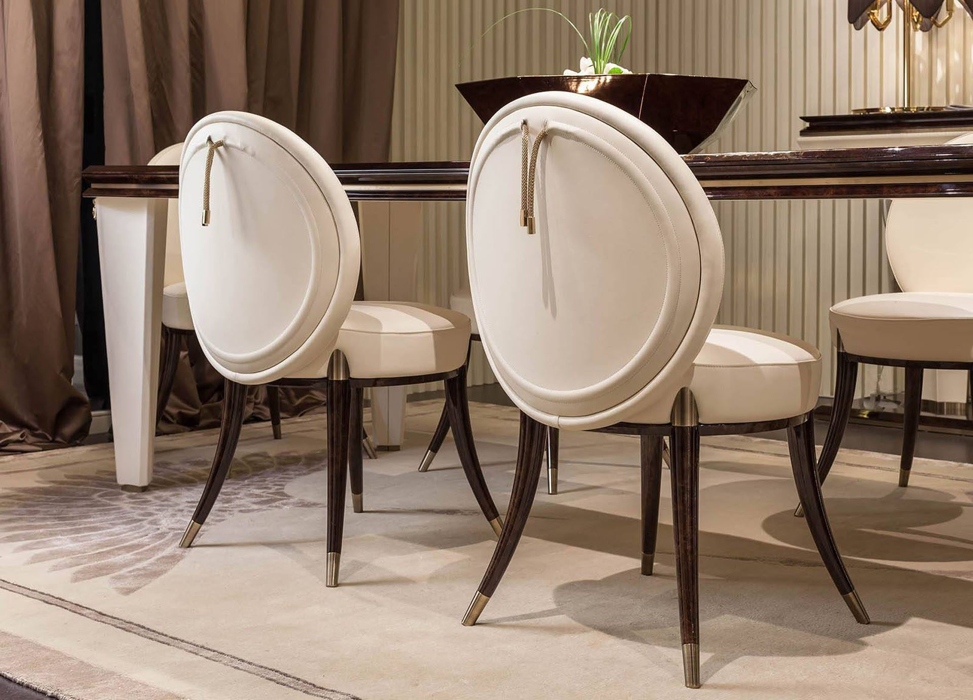 Noire Dining Chairs