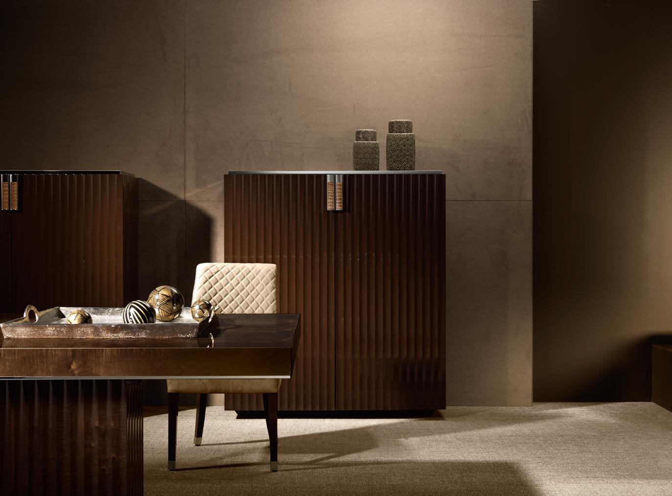 Red Carpet Bar Cabinet