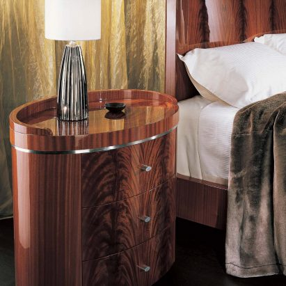 Rio Samba Bedside Table