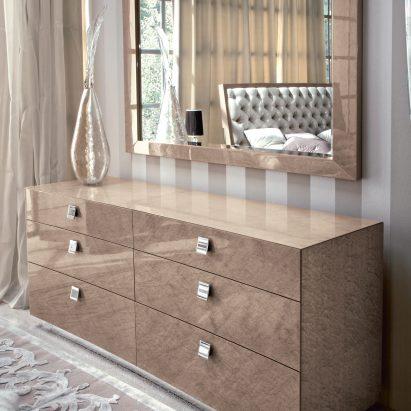 Sunrise Dresser