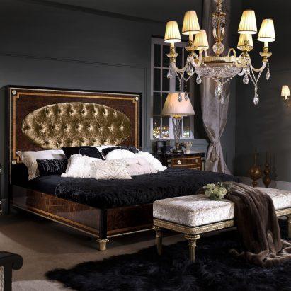 Les Marais Bed