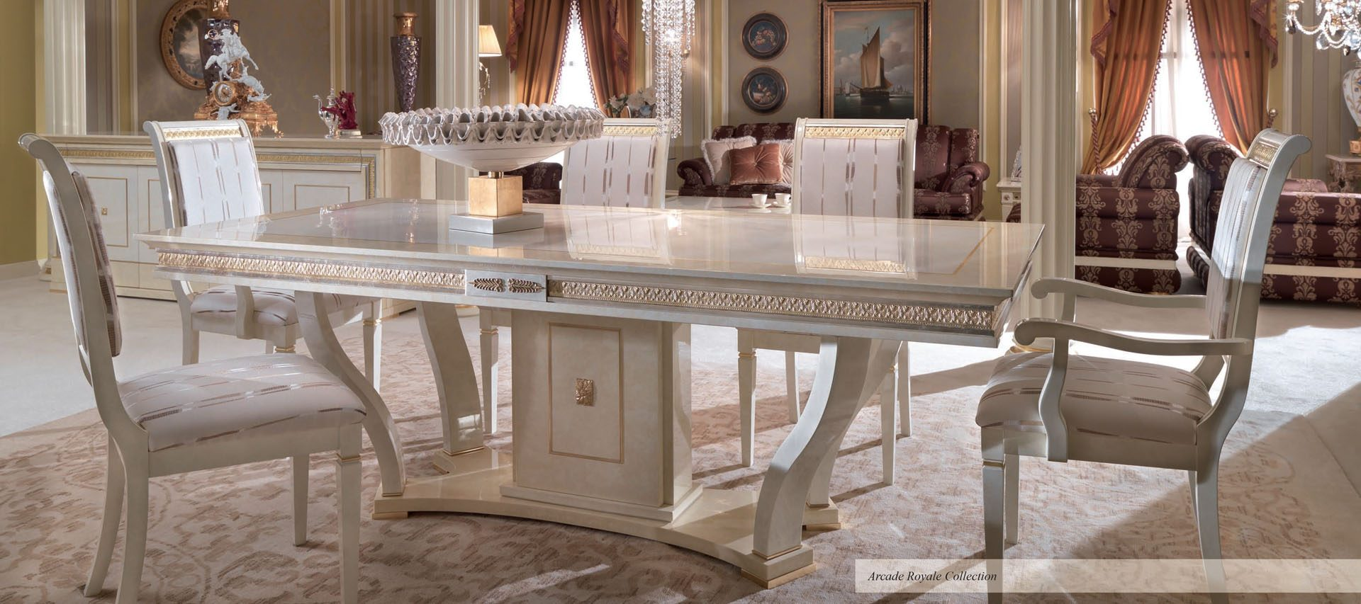 Arcade Royale Dining Table