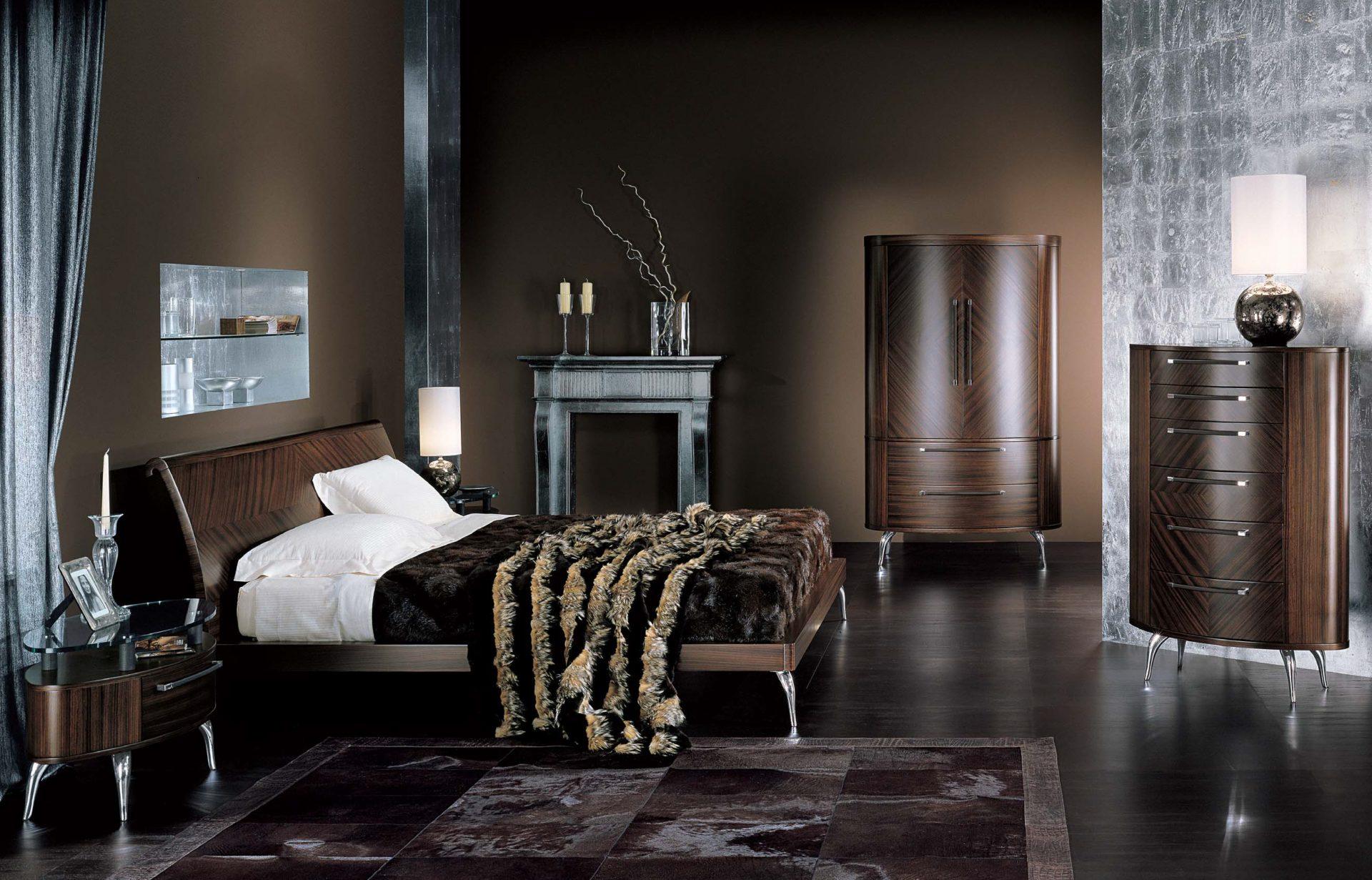 Vanity Bed