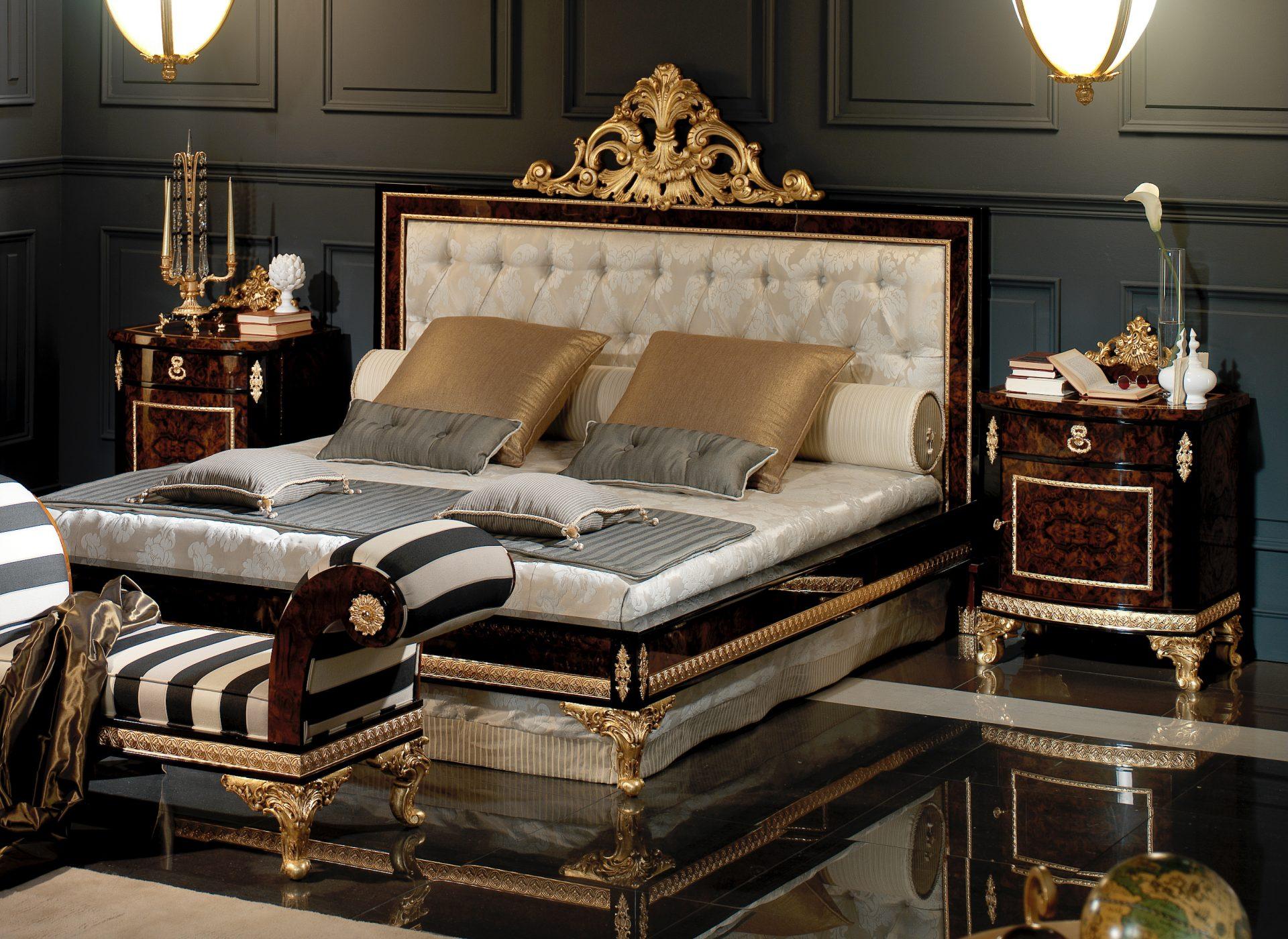 Volga Bedside Table