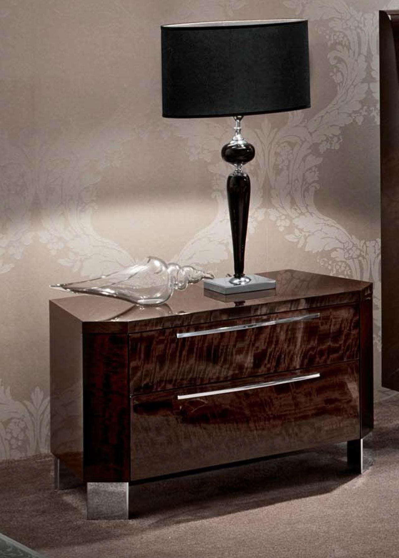 Vogue Bedside Table