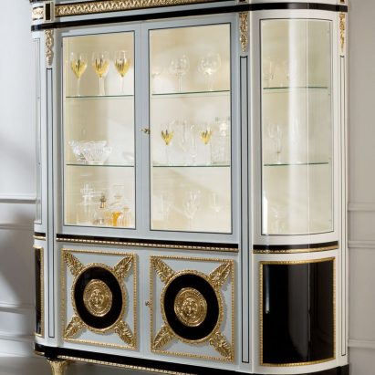 Wellington Display Cabinet