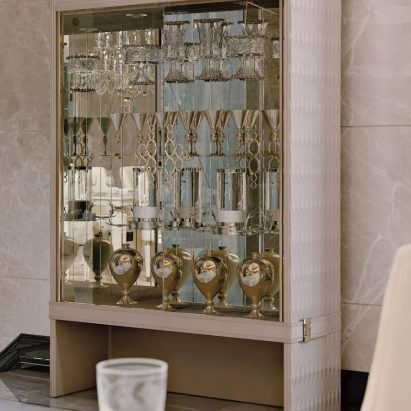 Numerotre Display Cabinet