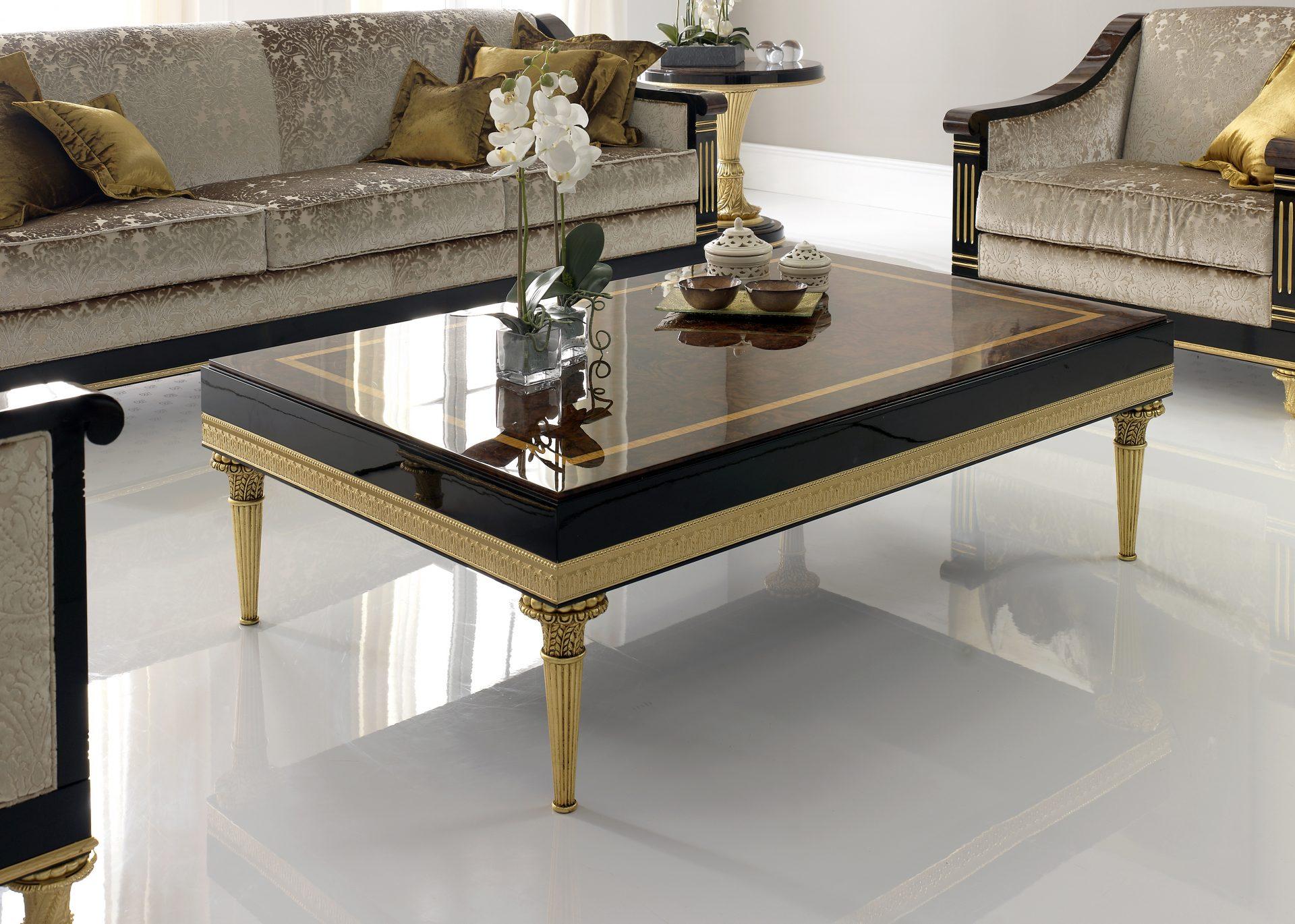 Les Marais Coffee Table