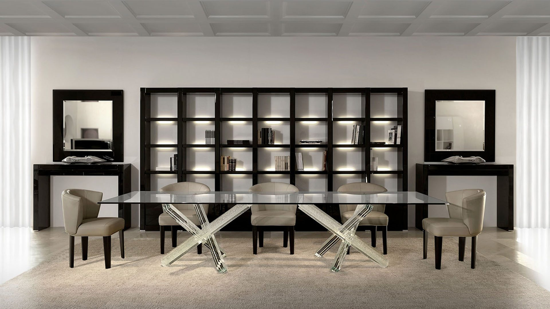Avantegarde Bookcase