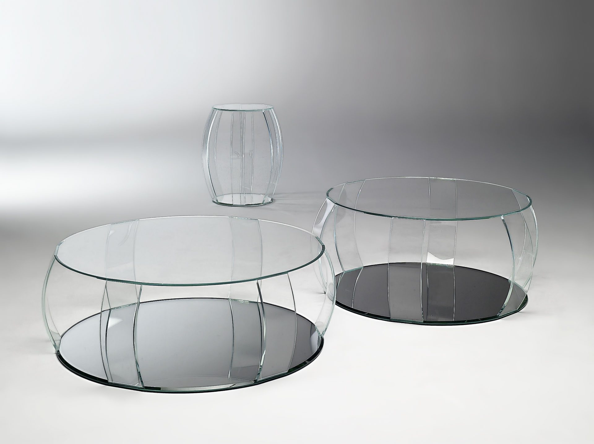Barrique Side Table