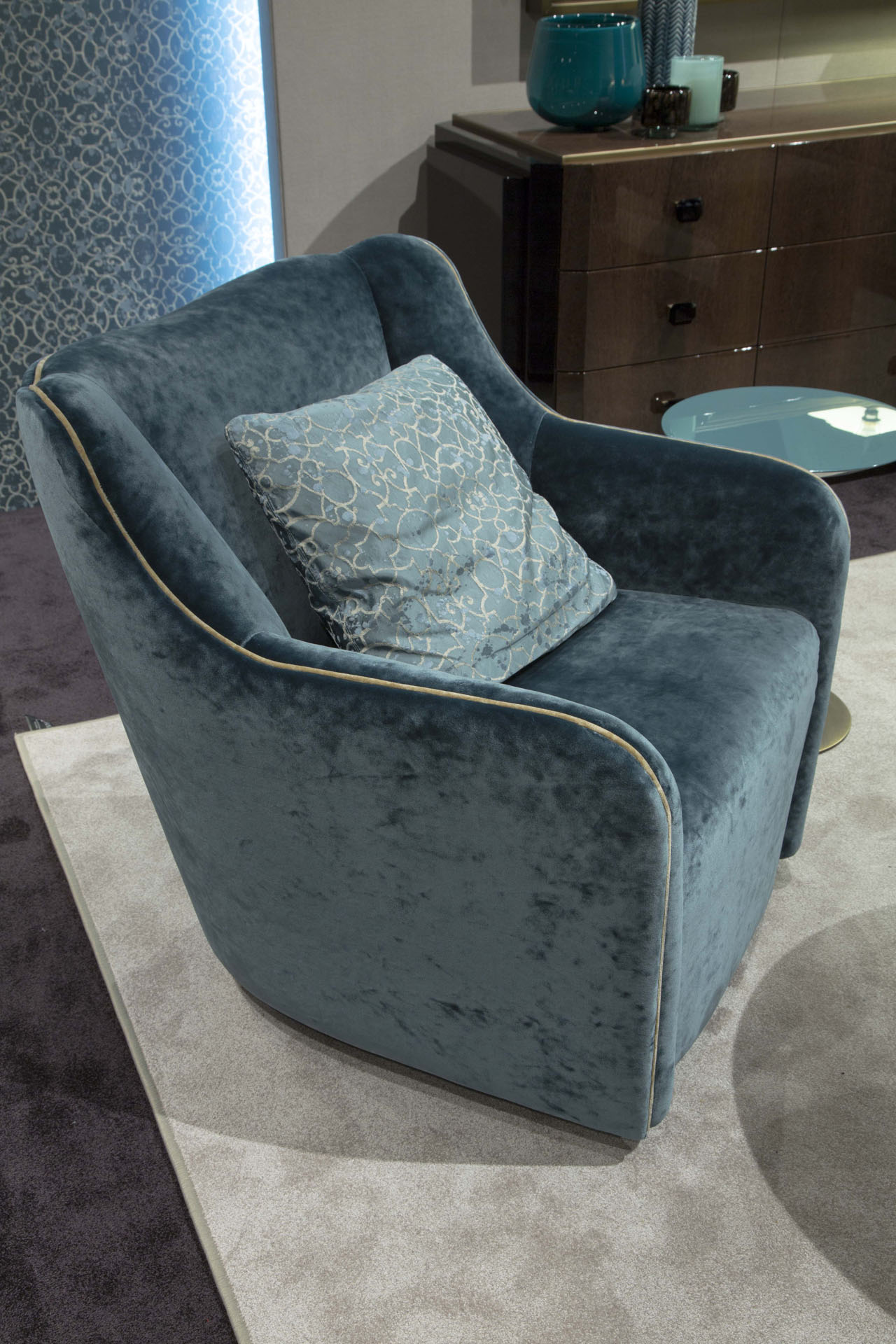 Fashion Affair Bergere Occasional Chair