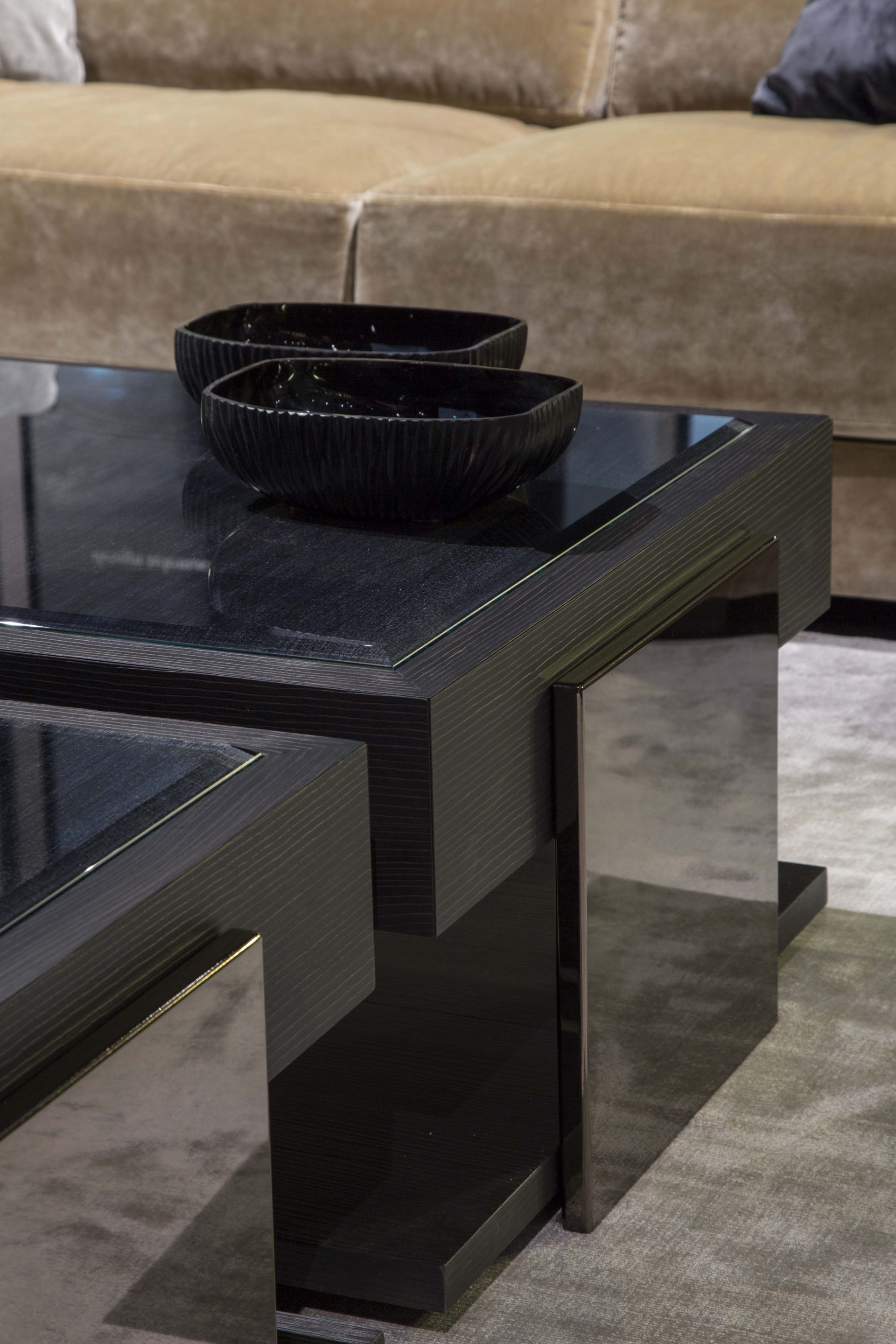 Black and More Coffee Table