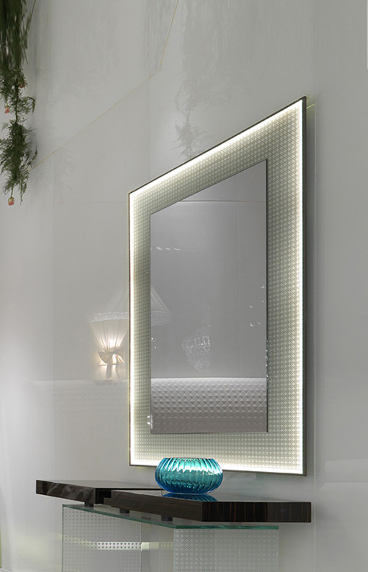 Ca D Oro Wall Mirror