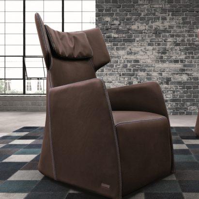 Club Occasional Arm Chair