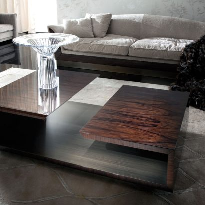 Coliseum Coffee Table