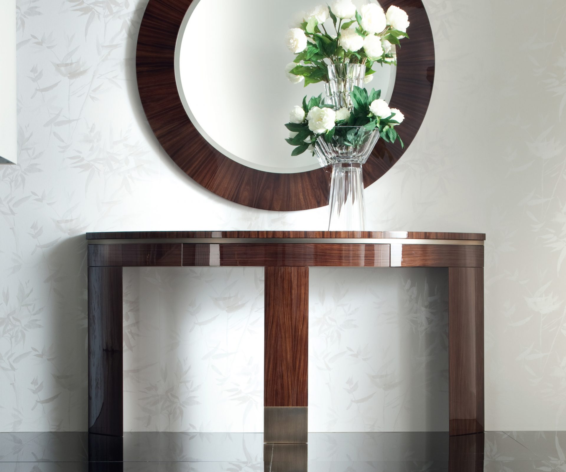 Coliseum Timber Console Table