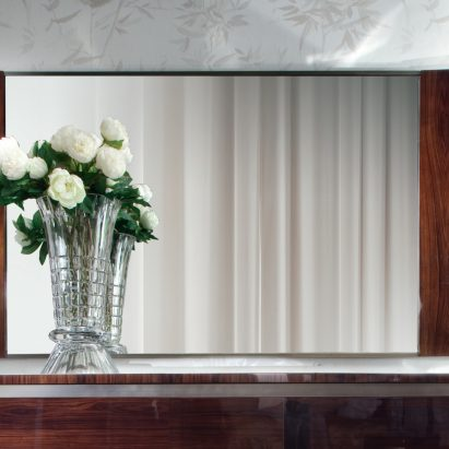 Coliseum Rectangular Wall Mirror