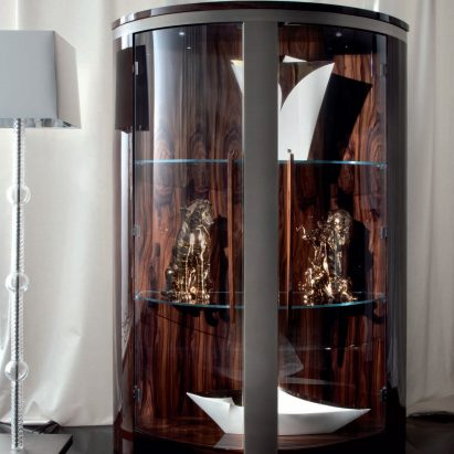 Coliseum Display Cabinet