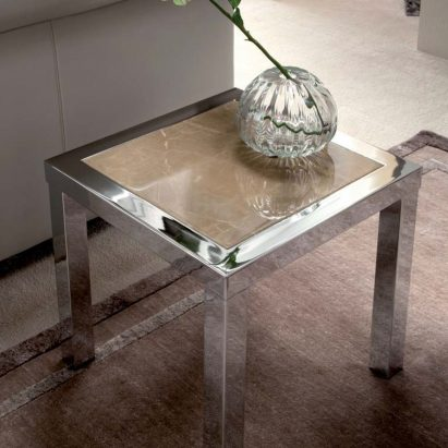Daydream Marble Side Table