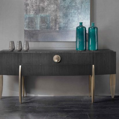 Fashion Affair Timber Console Table