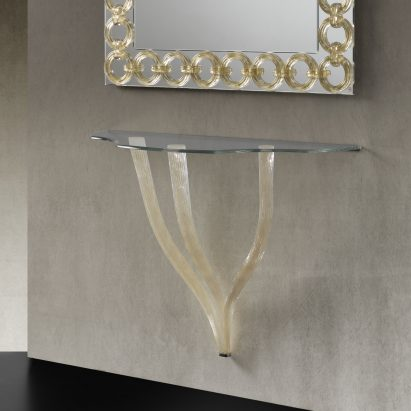 Flambe Console Table