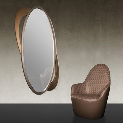 Galassia Wall Mirror
