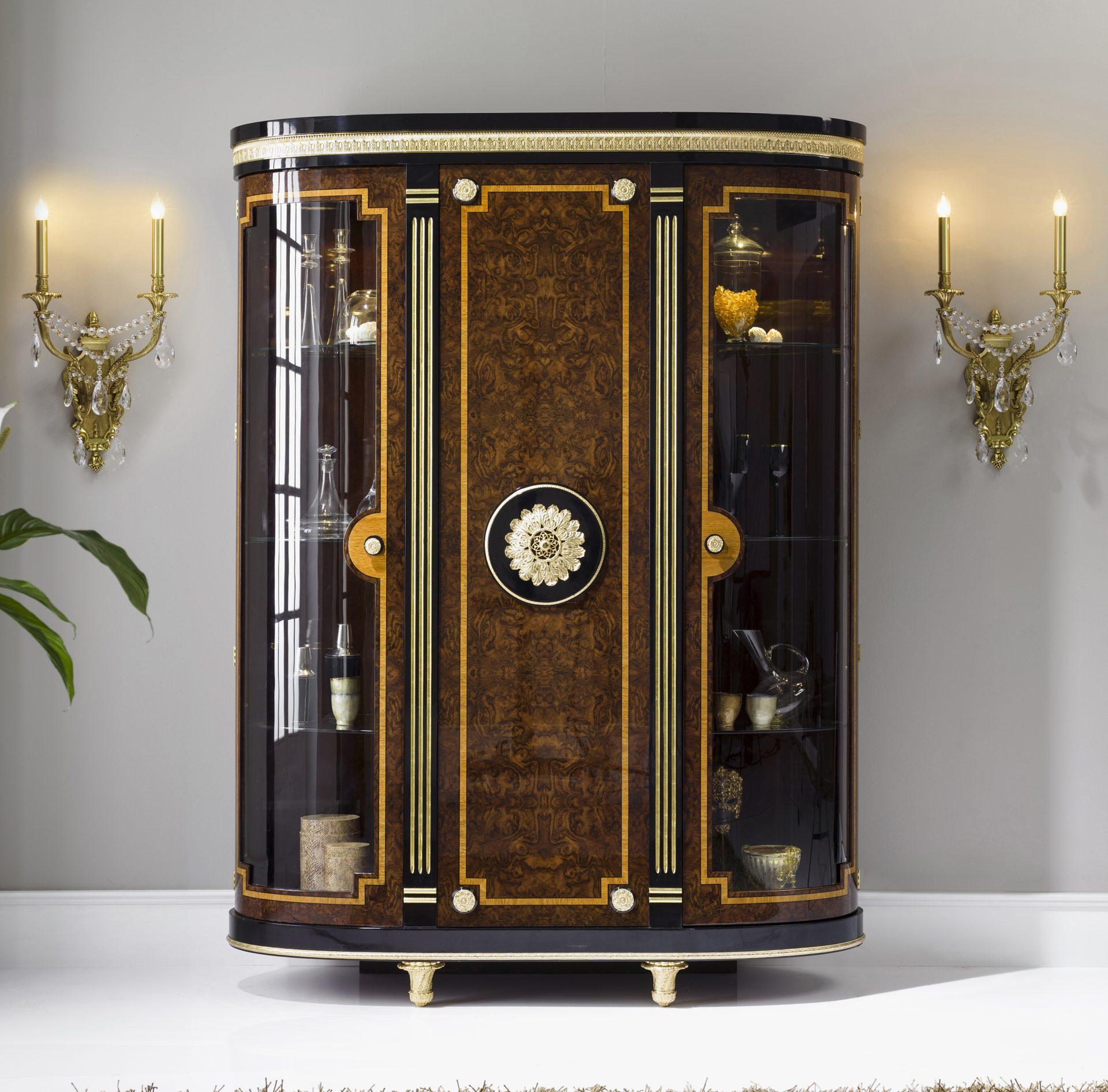 Les Marais Display Cabinet