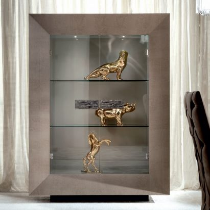Lifetime Display Cabinet
