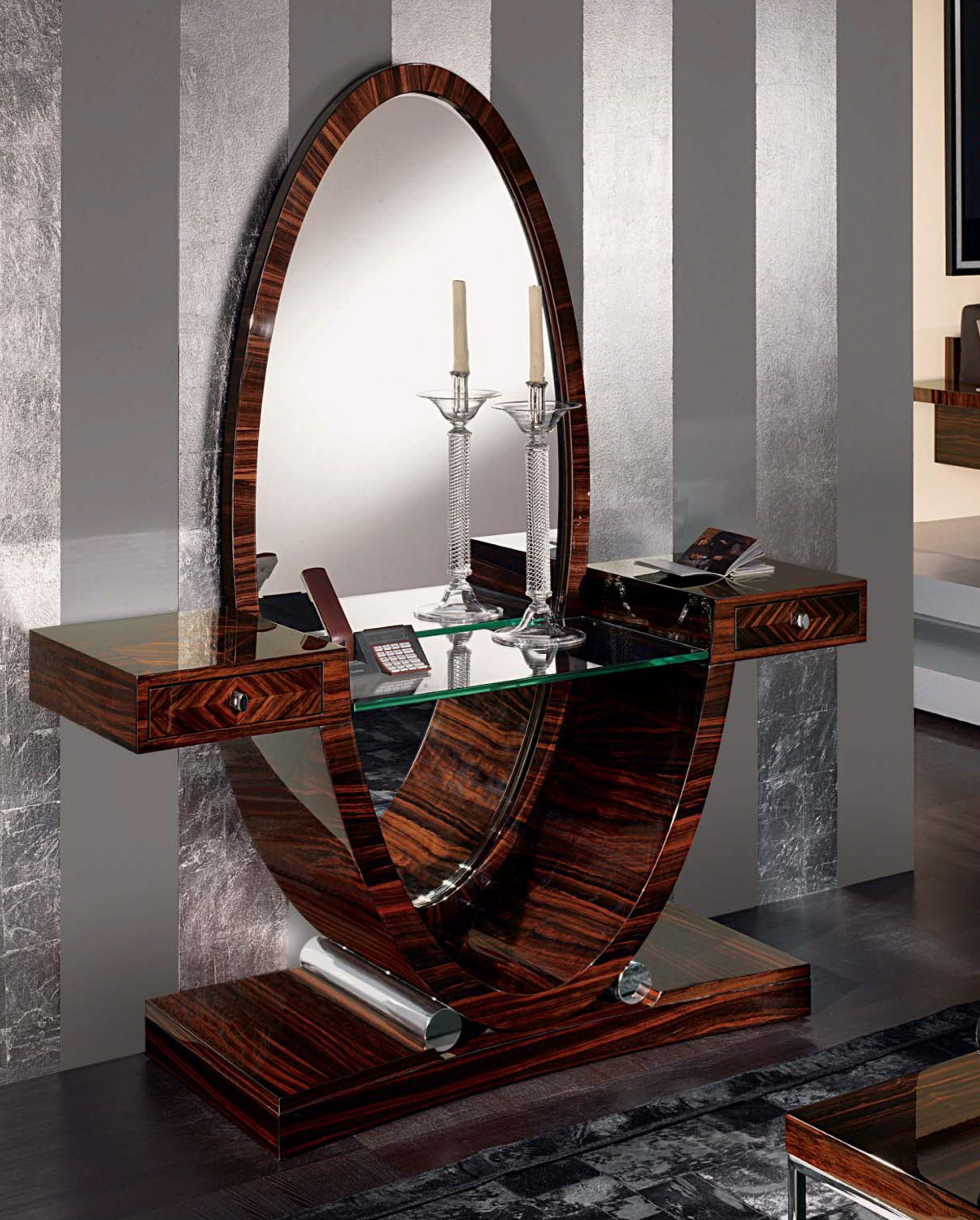 Luna Vanity Desk