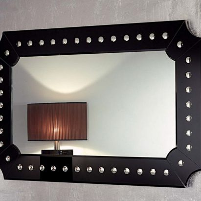 Luna Rectangular Wall Mirror