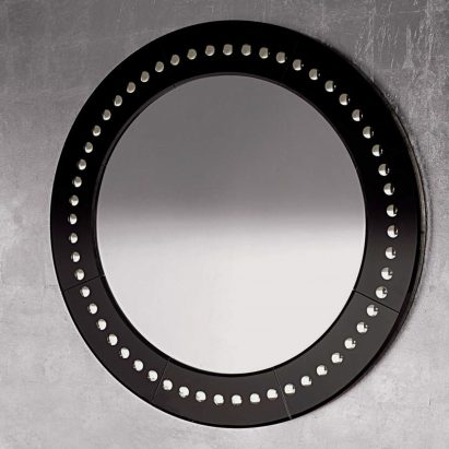Luna Round Wall Mirror