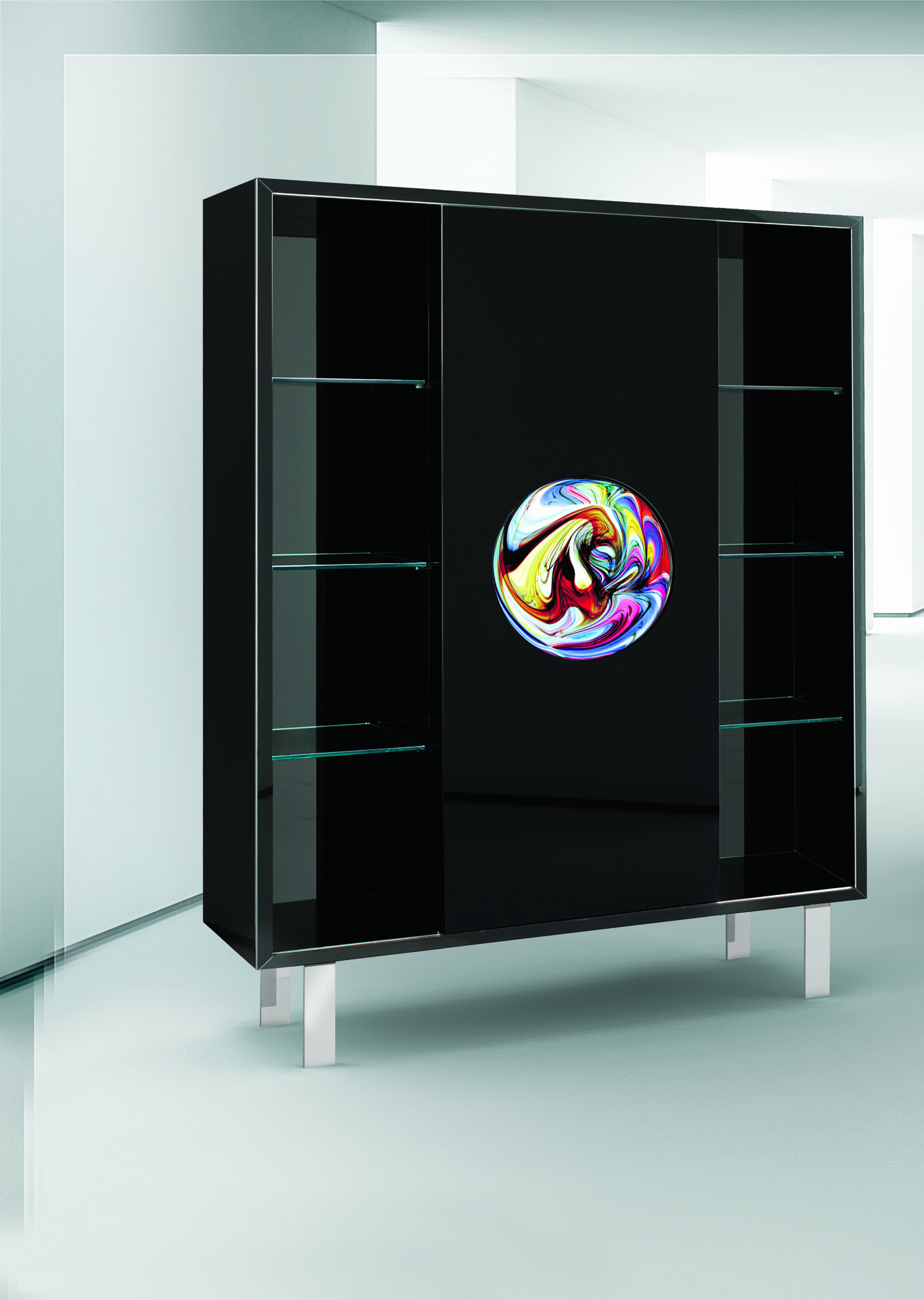 Murano Display Cabinet