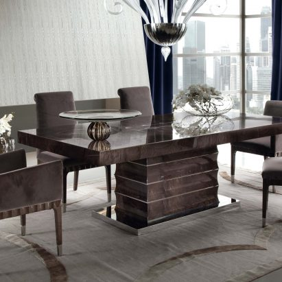 Luxury Italian Dining Tables Exclusive Traditional Styles