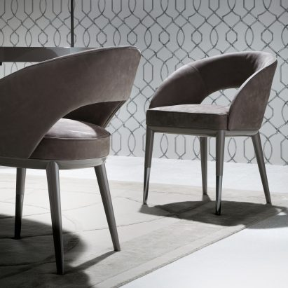 Vision Round Dining Chairs