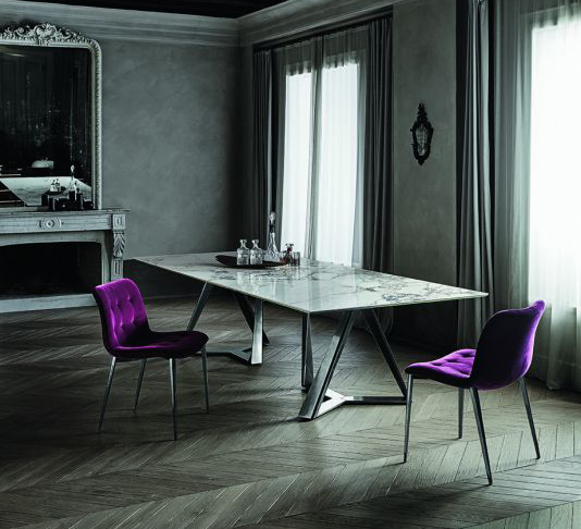 Mille Rectangular Dining Table